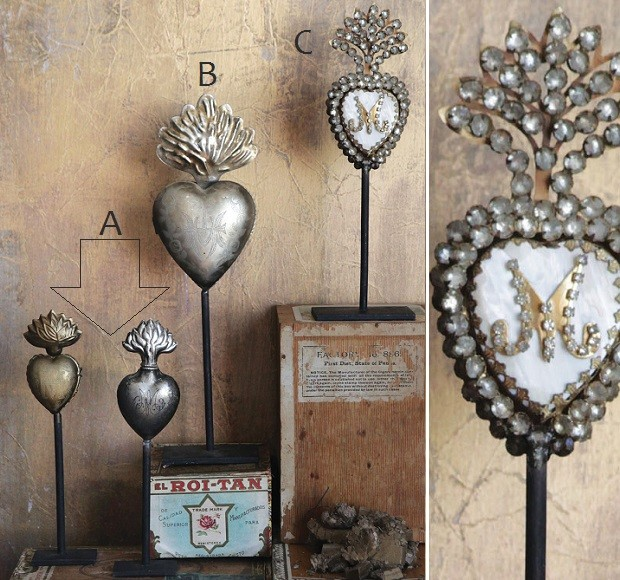tin-sacred-hearts-on-stands_2